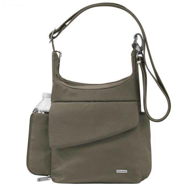 TRAVELON ANTI-THEFT CLASSIC MESSENGER BAG (42242)