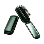 LIFE ON THE GO FOLDING TRAVEL BRUSH (B02030)