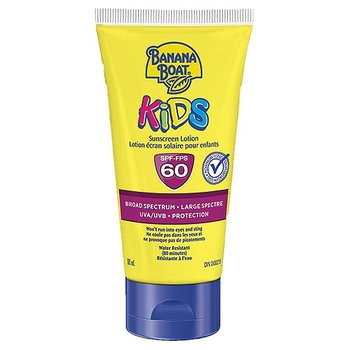 BANANA BOAT KIDS SPF60 LOTION 90mL (B07049)