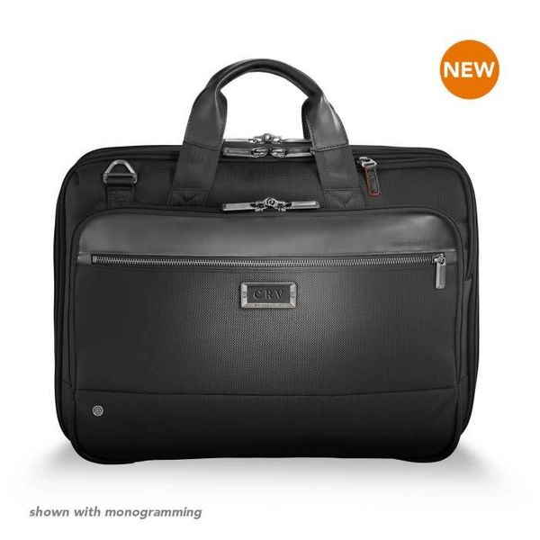BRIGGS & RILEY @WORK MEDIUM EXPANDABLE BRIEF (KB425X)