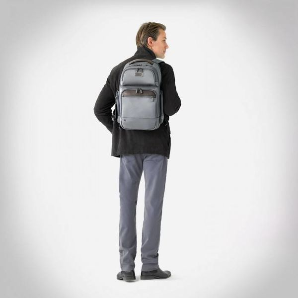 BRIGGS & RILEY @WORK MEDIUM CARGO BACKPACK (KP426)
