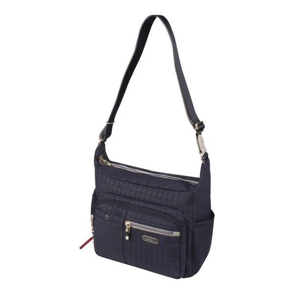 BESIDE U FOREVER YOUNG TRIM BALLONA CROSSBODY, NIGHT BLUE (BFYF06 3A9)