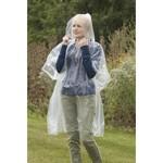 TRAVELON EMERGENCY RAIN PONCHO (12215) CLEAR