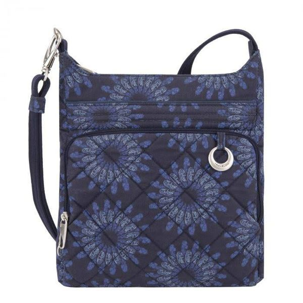 TRAVELON BOHO N/S CROSSBODY