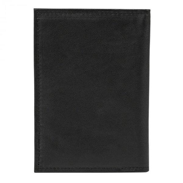 TRAVELON RFID BLOCKING CLASSIC LEATHER PASSPORT CASE (72020)
