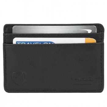 TRAVELON LEATHER RFID BLOCKING CARD SLEEVE (72218/42218)
