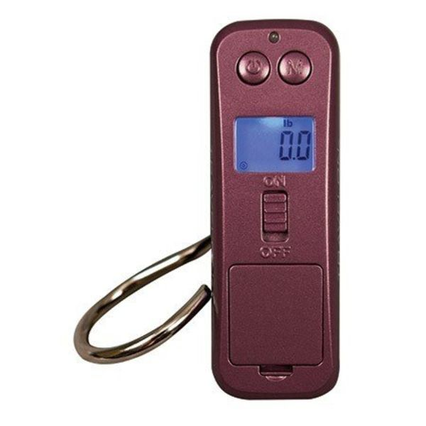 TRAVELON MICRO LUGGAGE SCALE (12402)