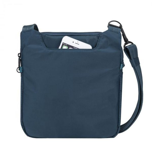 TRAVELON ANTI-THEFT ACTIVE SMALL CROSS BODY (43126)