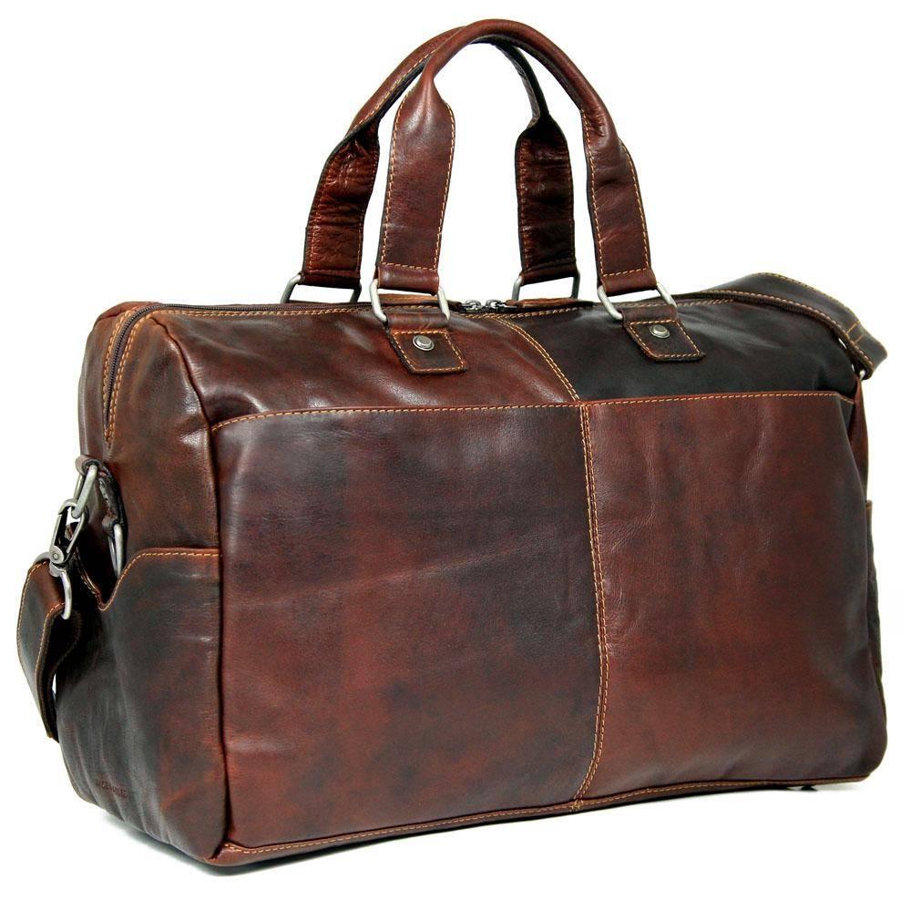 cb440531c VOYAGEUR CABIN BAG, BROWN (7318) - Urban Traveller