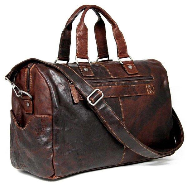Jack Georges VOYAGER CABIN BAG (7318) BROWN