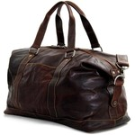Jack Georges VOYAGER DUFFEL BAG, BROWN (7319)
