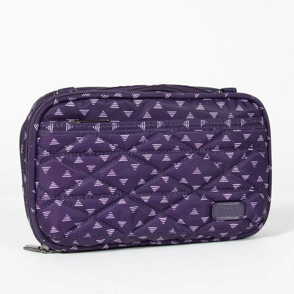 LUG ROUNDABOUT COSMETIC BAG
