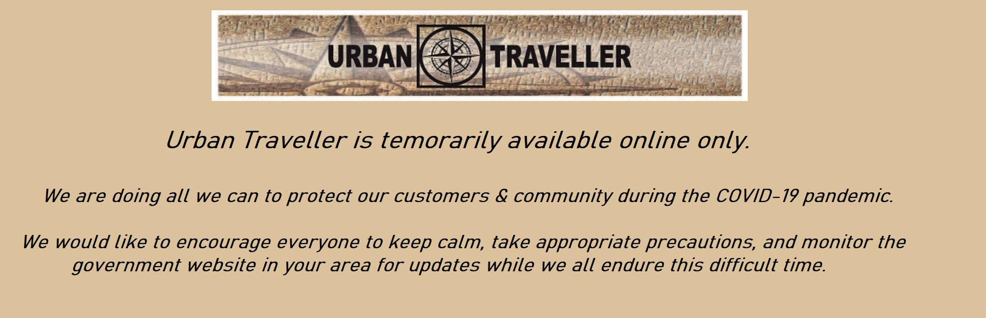 Urban Traveller: Exceptional Luggage & Travel Accessories