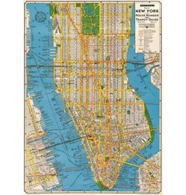 Poster New York Map