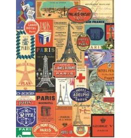 Poster Paris Retro