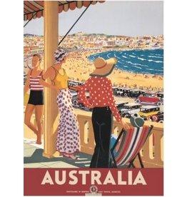 Poster Australian Travel