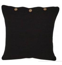 Cushion Cover - Black