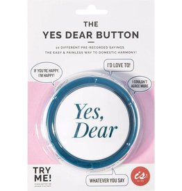 Yes Dear! Button