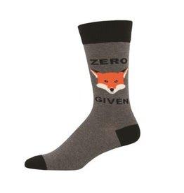 Mens Socks- Zero Fox Given