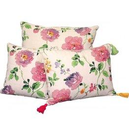 Monet Beige Cushion Cover