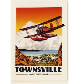 Townsville  Red Baron card