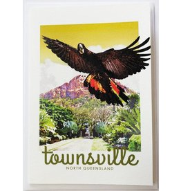 Townsville  Cockatoo card