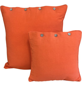 Orange Cushion Cover