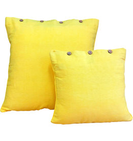 Cushion Cover - Yellow