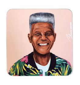 Hipster Nelson Coaster