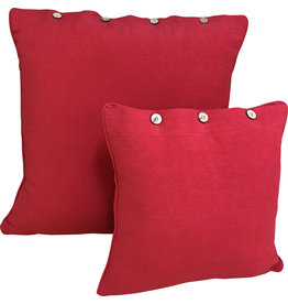 Cushion Cover - Reddy Red