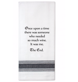 Once Upon A Time Teatowel