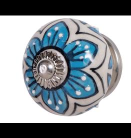 Carmilla Ceramic Doorknob