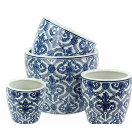 Pot Tuscan Blue Extra Small