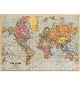 Poster Map of the World