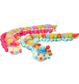 Giant Alphabet Caterpillar - L696 - Large