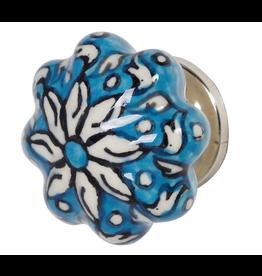 Turquoise Ceramic 5cm