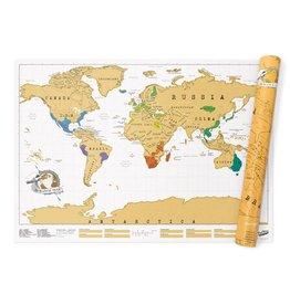 Scratch Map (Large)