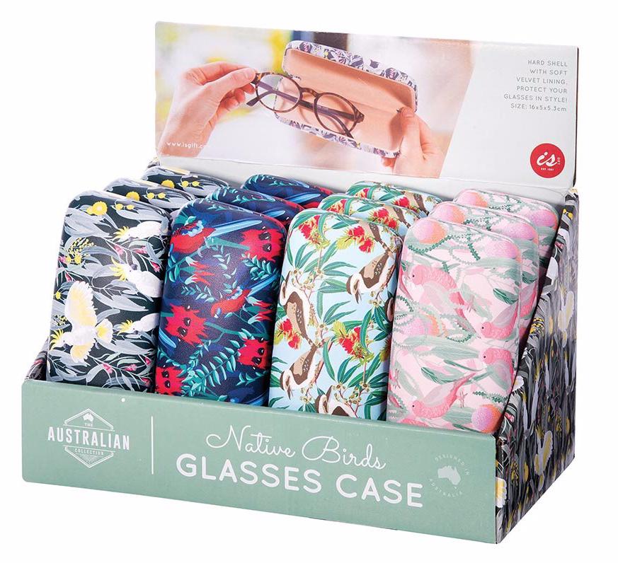 Glasses Case Rosella
