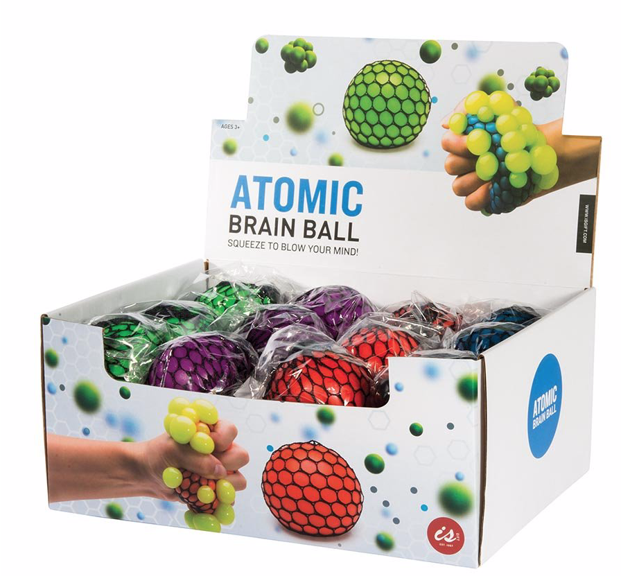 Atomic Brain Ball