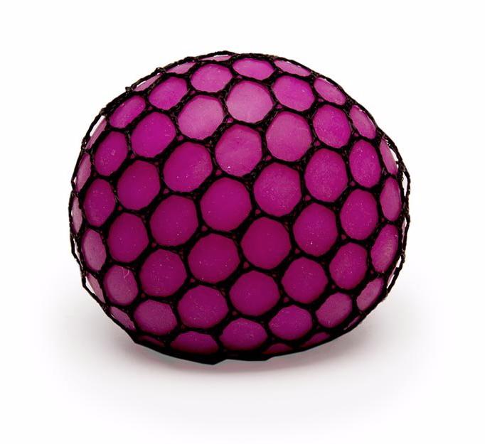 Squishy Atomic Brain Ball