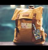 Luggage Tag - Sturt Desert Pea