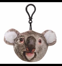 Koala Plush Keychain