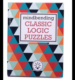 Mindbender Classic Logic Book