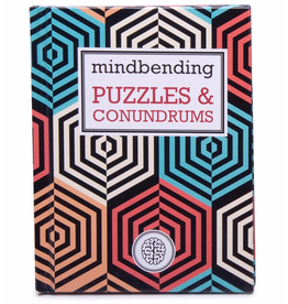 Book on Puzzles & Conundrums