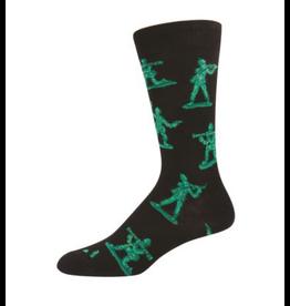 Mens Socks- Army Men