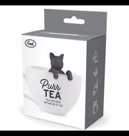 Silicone Tea Infuser Purr Tea