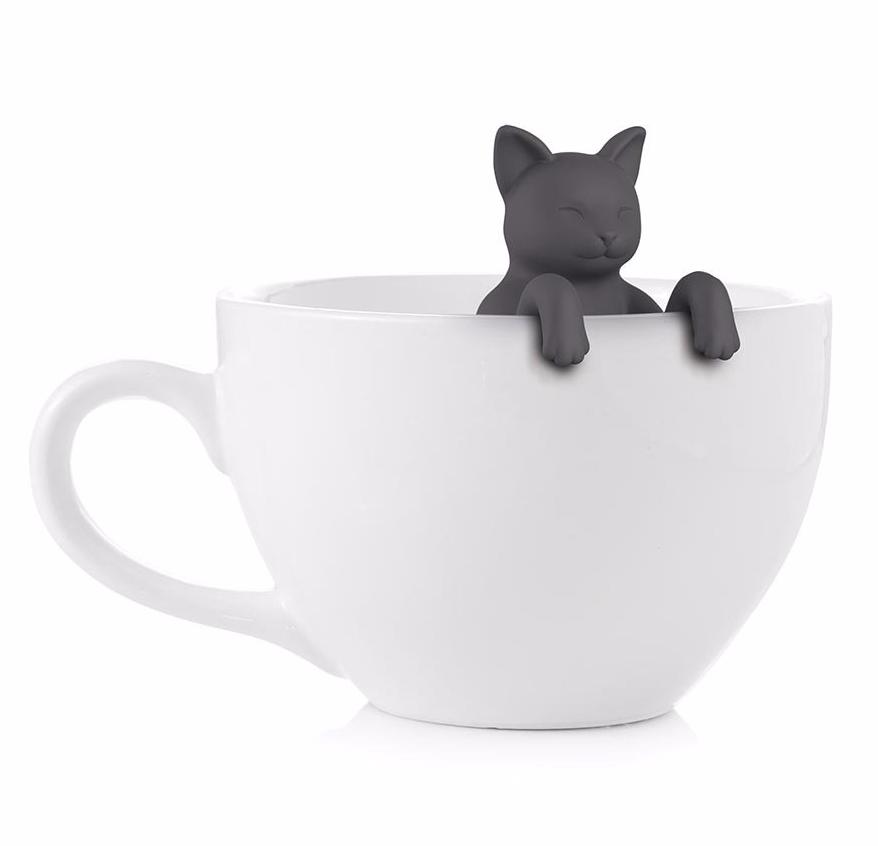 Purr Tea Silicone Tea Infuser