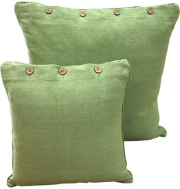 Cushion Cover - Olive Green