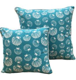 Cushion Cover - Shell Sea Green