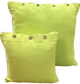 Fresh Lime Cushion Cover
